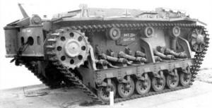 Galériu k nemeckým odmínovacím vozidlám nájdete tu